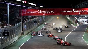 F1singapour pronostics