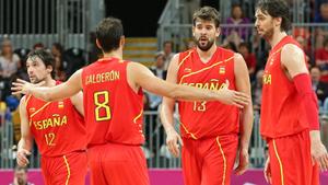 Espagne basket