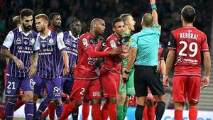Ligue 1 direct guingamp sincline toulouse