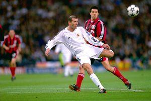 Zidane en ligue des champions un bijou et des rates